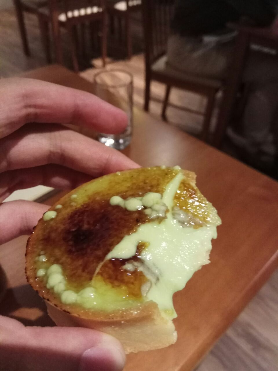 Pandan Coco Creme Brulee Add On4++W Set Lunch