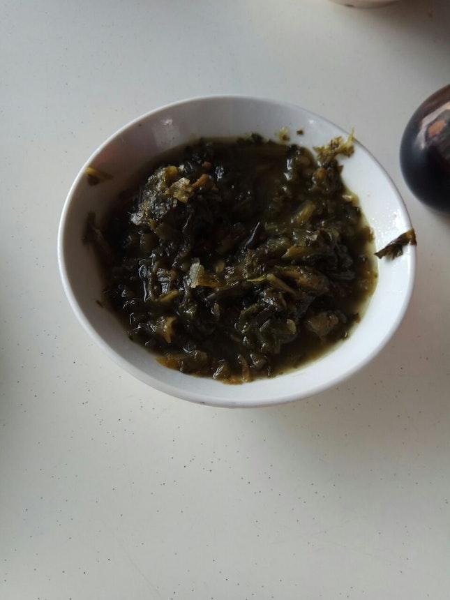 梅菜(Mei Cai) Preserved Veggies