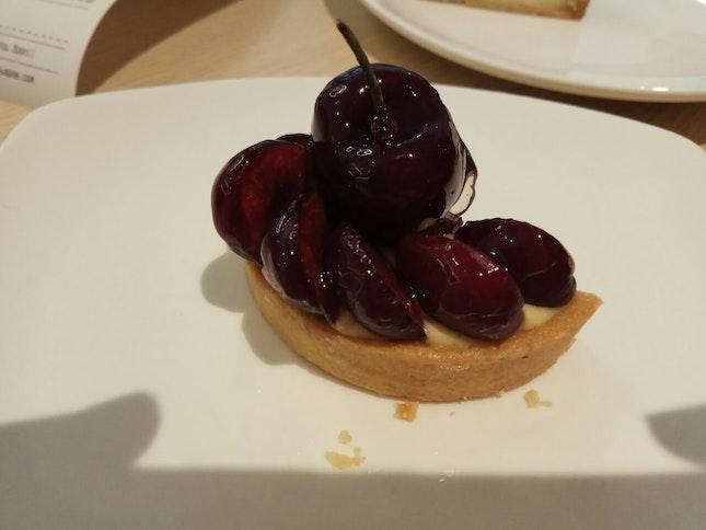 Cherry Tart 10+(Service Charge)
