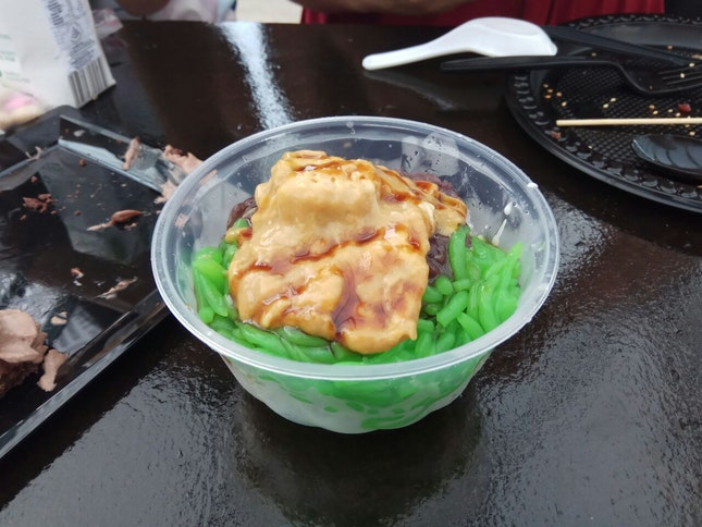 Durian Chendol (Michelin Guide Street Food Festival 2018)