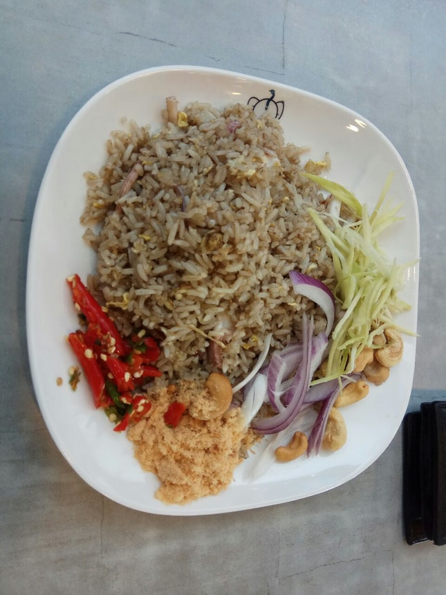 Shrimp Paste Fried Rice 10++