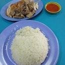 Mui Kee Hainanese Chicken Rice