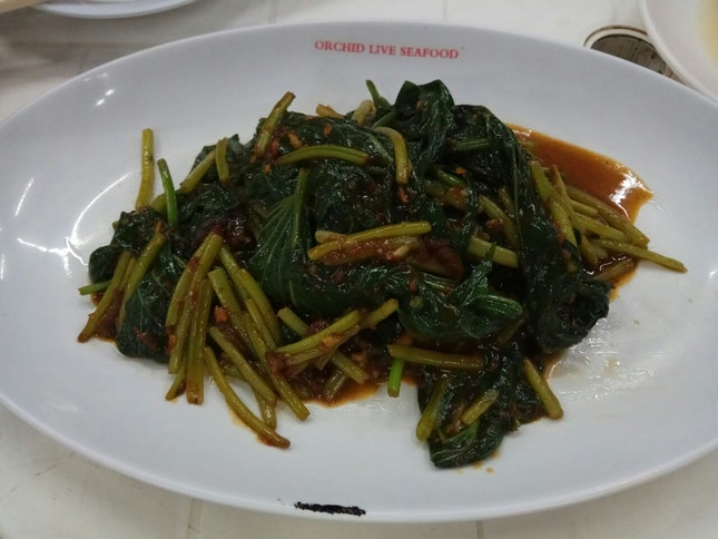 Sweet Potato Leaves 12nett Portion