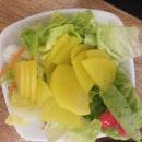 Salad Bar (Complimentary)