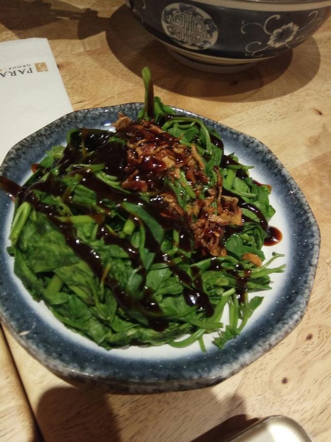 Kang Kong W Oyster Sauce 4.9++