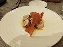Chicken Roulade 22nett(Comes With Potato Foam)