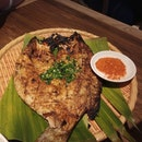 Grilled Seabass W Lemongrass 22.9++