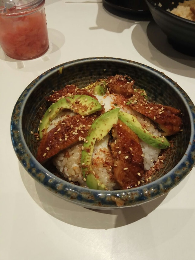 Unagi Avocado 16.8++