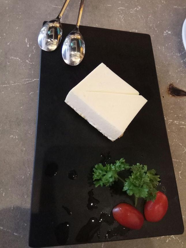 Tofu Cheesecake 4.8++