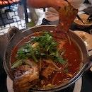 Chongqing Grilled Fish Set 15.9nett (BBQ Fish In Ma La Broth)