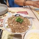 Signature Stir Fried Minced Pork 13.8++