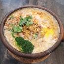 Tom Yum (+2nett) Pork Porridge 8.9nett