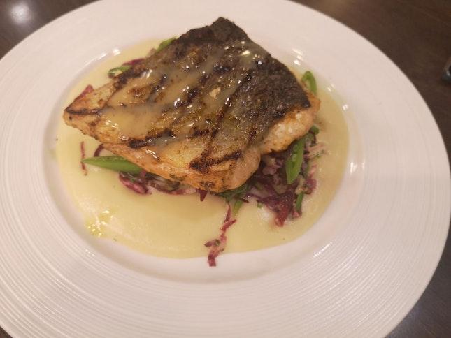 Norwegian Salmon 18nett