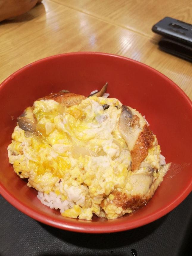 Unagi And Egg Don 12. 9