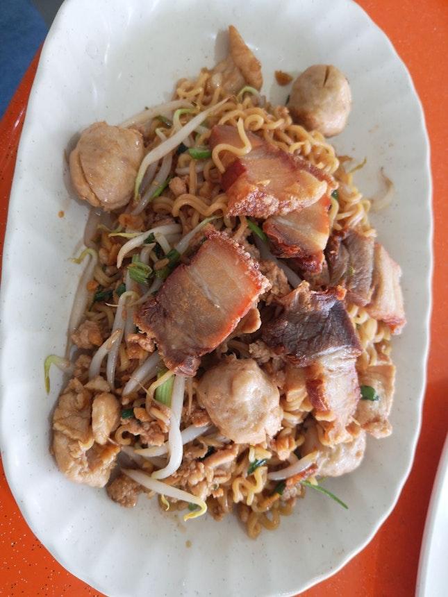 Minced Meat Noodles 6nett