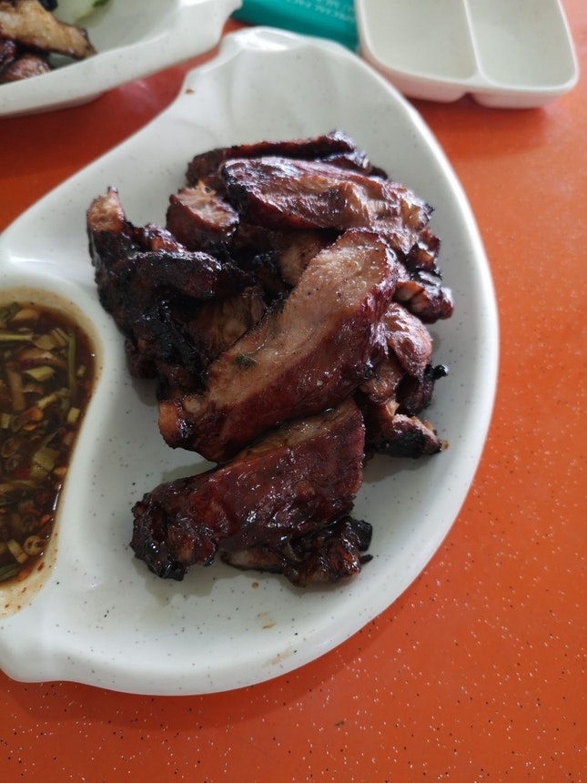 Bbq Pork Neck 10nett