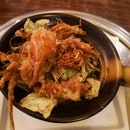 Wok Fried Cellophane Noodles W Mud Crab 24++