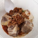 Pork Rib Noodles 7.2nett(takeaway) (Geylang Prawn Noodles)