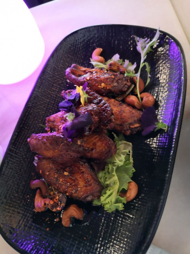 Kicap Manis Wings (Complimentary, Worth 15+SVC Only)