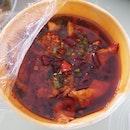 Fish In Chili Oil 水煮鱼 28+(Delivery)