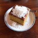 Pandan Gula Melaka Butter cake (Cake Of WTTS 10nett)
