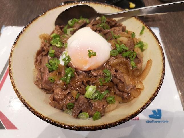 Wagyu Sukiyaki Don 15.9++