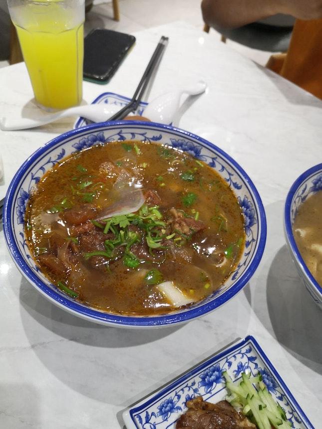Beef Brisket Noodles 7.9nett(Used Beyond)