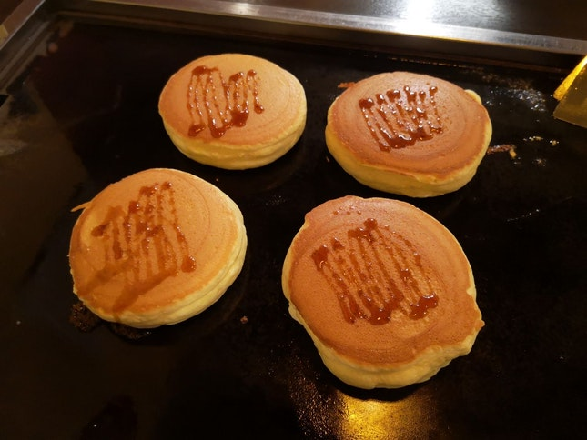Cheese Souffle Pancake 25+(SVC Only)