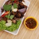 Grilled Pork Neck 12.9(SVC Only)