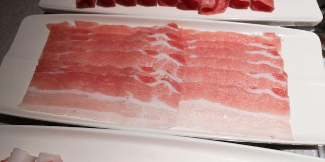 Pork Belly Half 9++