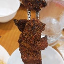 Grilled Pork Ribs Skewer 2+ Per Skewer