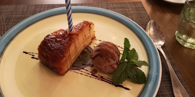 Pear Cake 22++