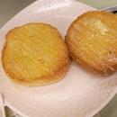 Crispy Milk Butter Bun 3.5