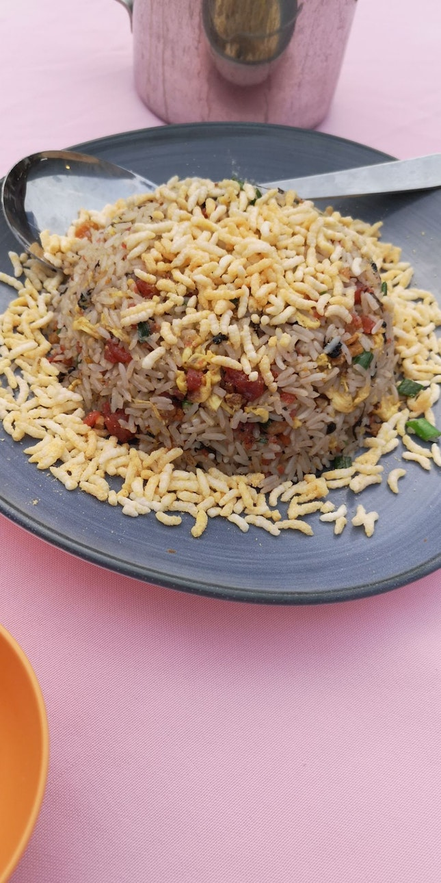 Olive Fried Rice 8+Gst