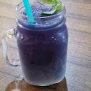 Butterfly Pea Coconut Drink 4.9++