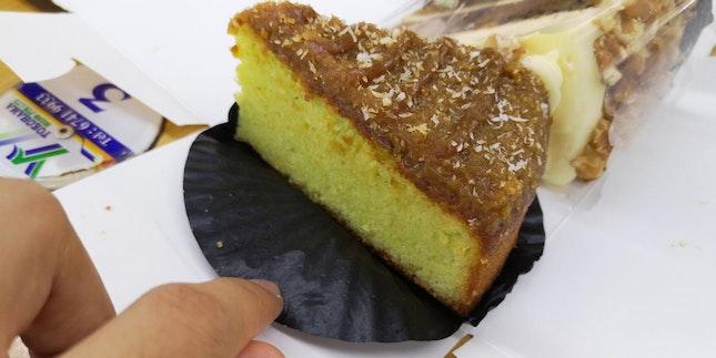 Gula Melaka Pandan Cake 6nett?
