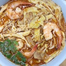 Sarawak Delicacy Laksa & Kolo Mee