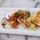 Grilled Halloumi Cheese 14.9++