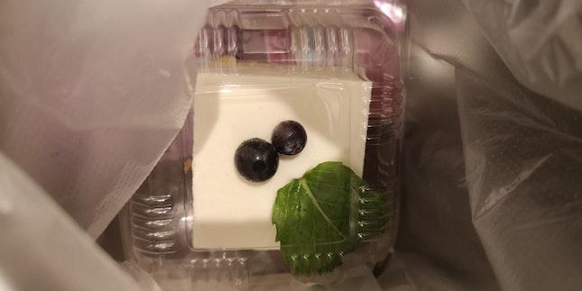 Tofu Cheesecake 6.8+Gst(-20% For Takeaway)