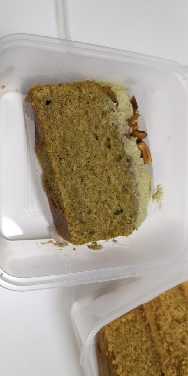 Pistachio Loaf 10.3nett