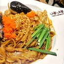 Interesting fusion place with interesting fusion noodles / pasta.