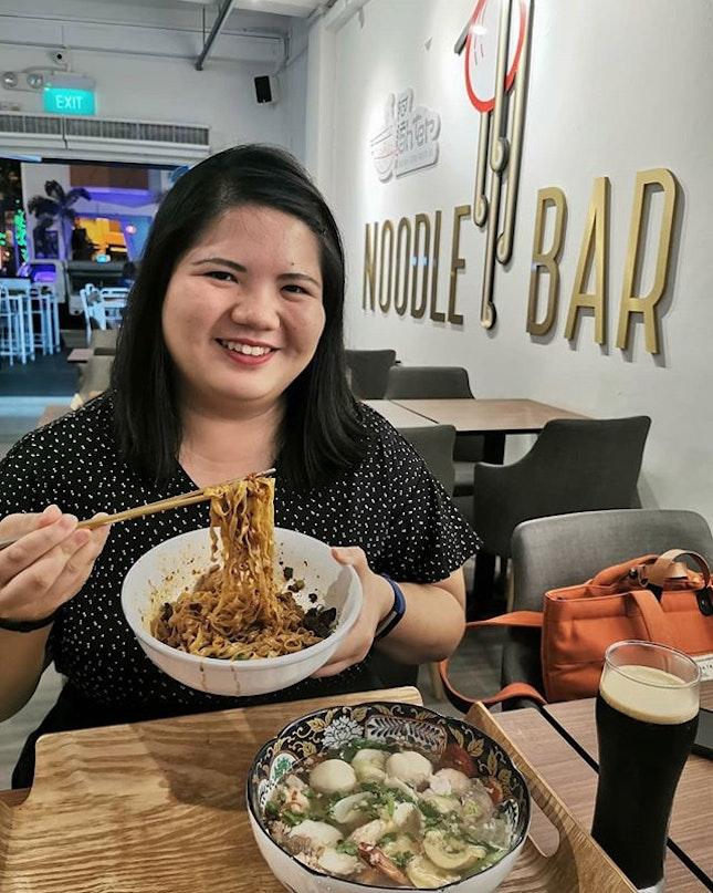 Fishball Noodles / Bak Chor Mee