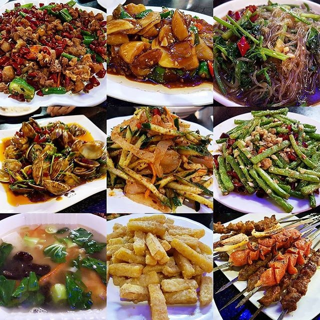 Sze Chuan Food