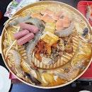 Mookata for dinner 🍴  #instafood #insta_food #food #sgfood #sgfoods #foods #yummy #hungry #foodism #foodgram #foodgasm #foodfie #foodspam #foodporn #sgfoodporn #sgfoodstagram #foodstagram #foodspotting #sgfoodspotting #foodshare #sgfoodshare #foodpics  #sgfoodpics #foodie #foodlover #8dayseat #burpple #mookata