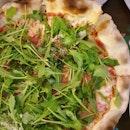 Proscuitto Parma Ham Pizza