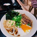Sanuki Beef Egg Udon