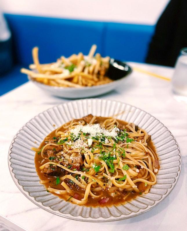 Beef Short Rib Pasta