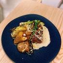 Char-Grilled Pork Belly