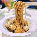 Song Kee Fish Ball Noodle (Yio Chu Kang)