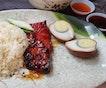 Char Siew Rice
